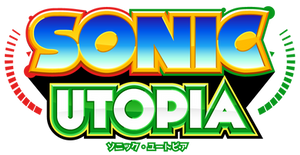 Sonic Utopia Logo by NuryRush