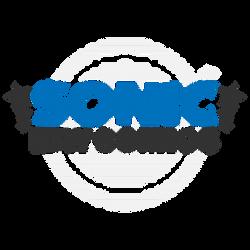 Sonic IDW Comics Logo by NuryRush