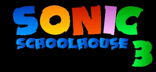 Sonic-Schoolhouse 3 Logo by NuryRush