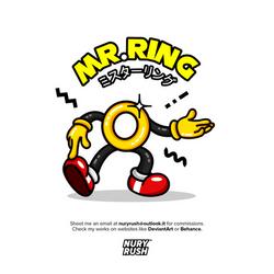 Mr.Ring by NuryRush