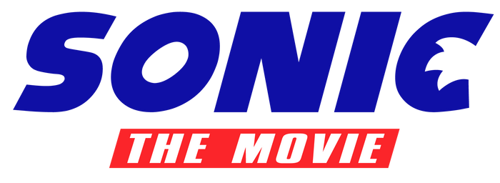 Sonic the Movie Logo