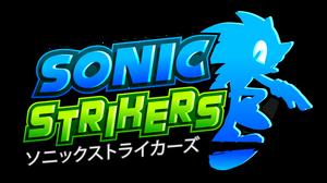 Sonic Strikers Logo (2020 Version)