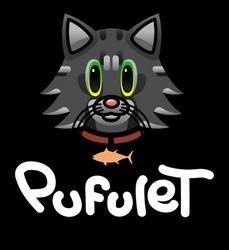 Pufulet The Cat Logo