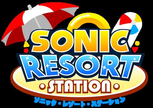 Sonic Resort Station Logo