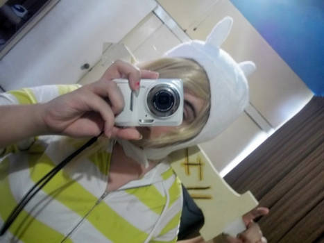 Fionna cosplay preview
