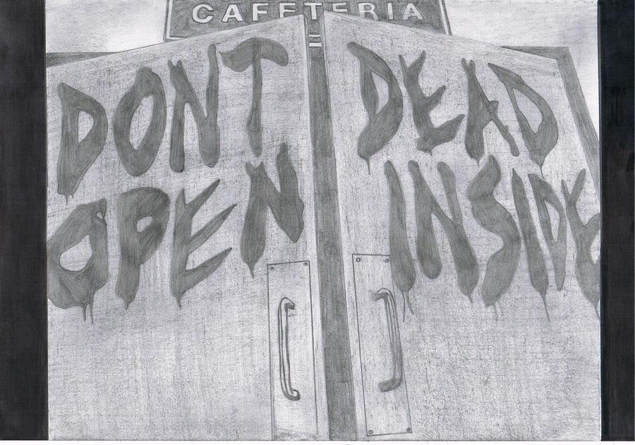 Walking Dead Drawings Walking Dead Drawings Easy