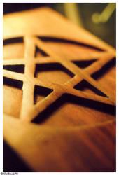 Pentagram by ozrock79