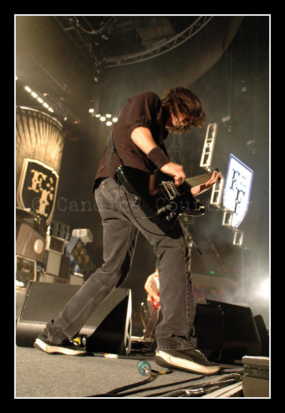 Dave Grohl © Foo Fighters