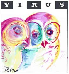 Virus - locura by Tefian