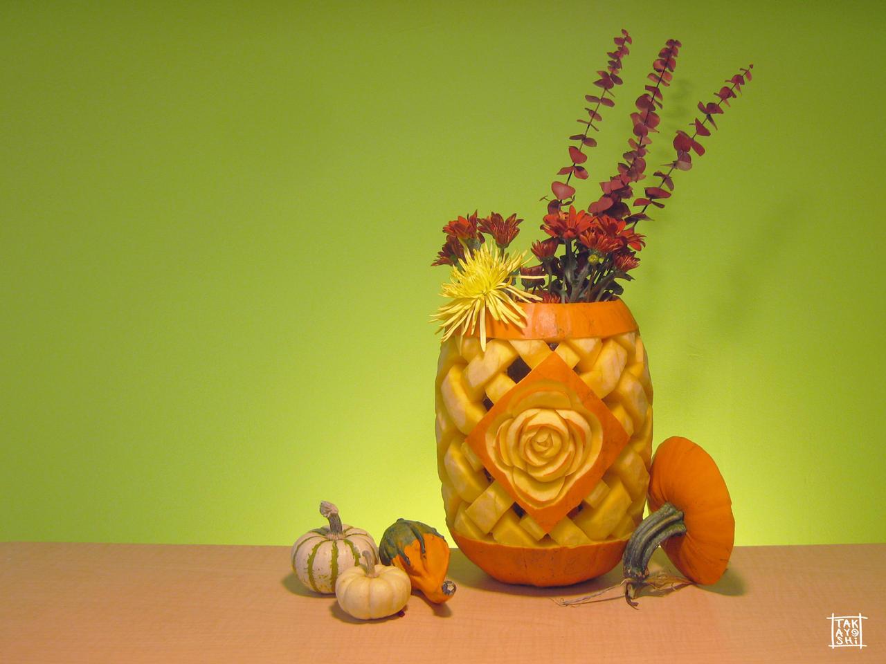Pumpkin: Captured! by PunkBouncer