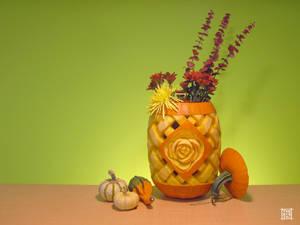Pumpkin: Captured!
