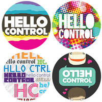 Hello Control buttons by ribcages