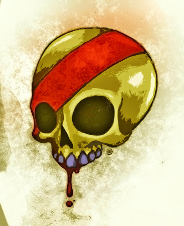 Super Skull by EJProphet