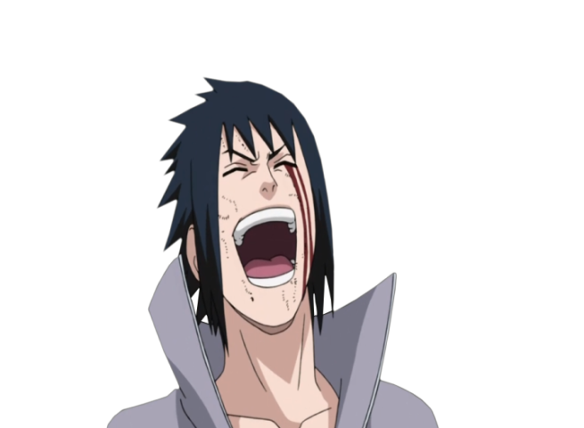 Your Reaction If This Happens At The Naruto Vs. Sasuke Fight?