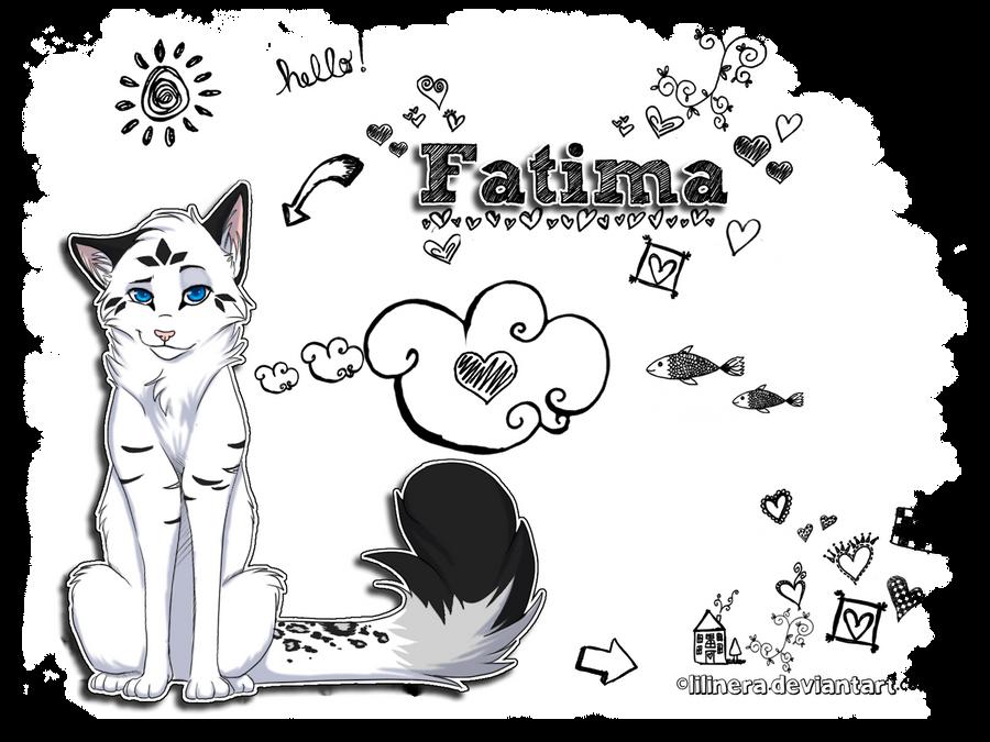 Fatima ID by Lilinera