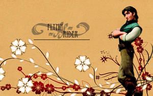 Flynn Rider Wallpaper by HeartlessMia