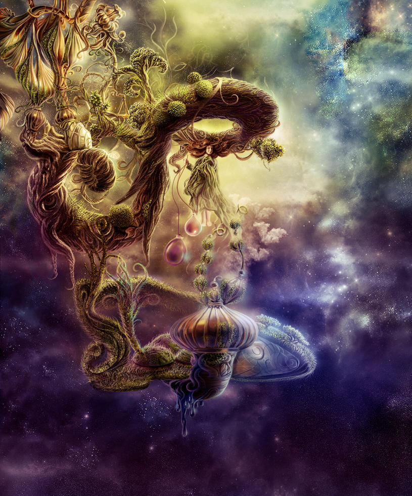 the ultramundane reality by artstyledesign