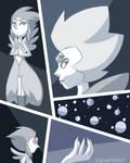 White Diamond and White Pearl