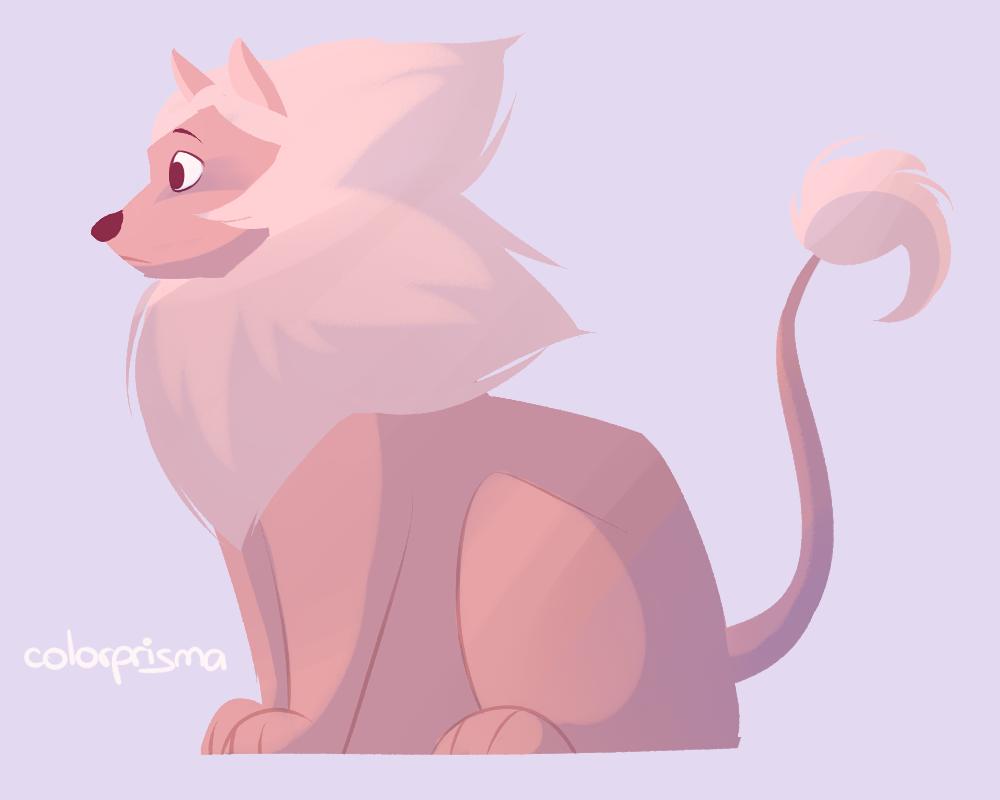 Lion from SU by colorprismita