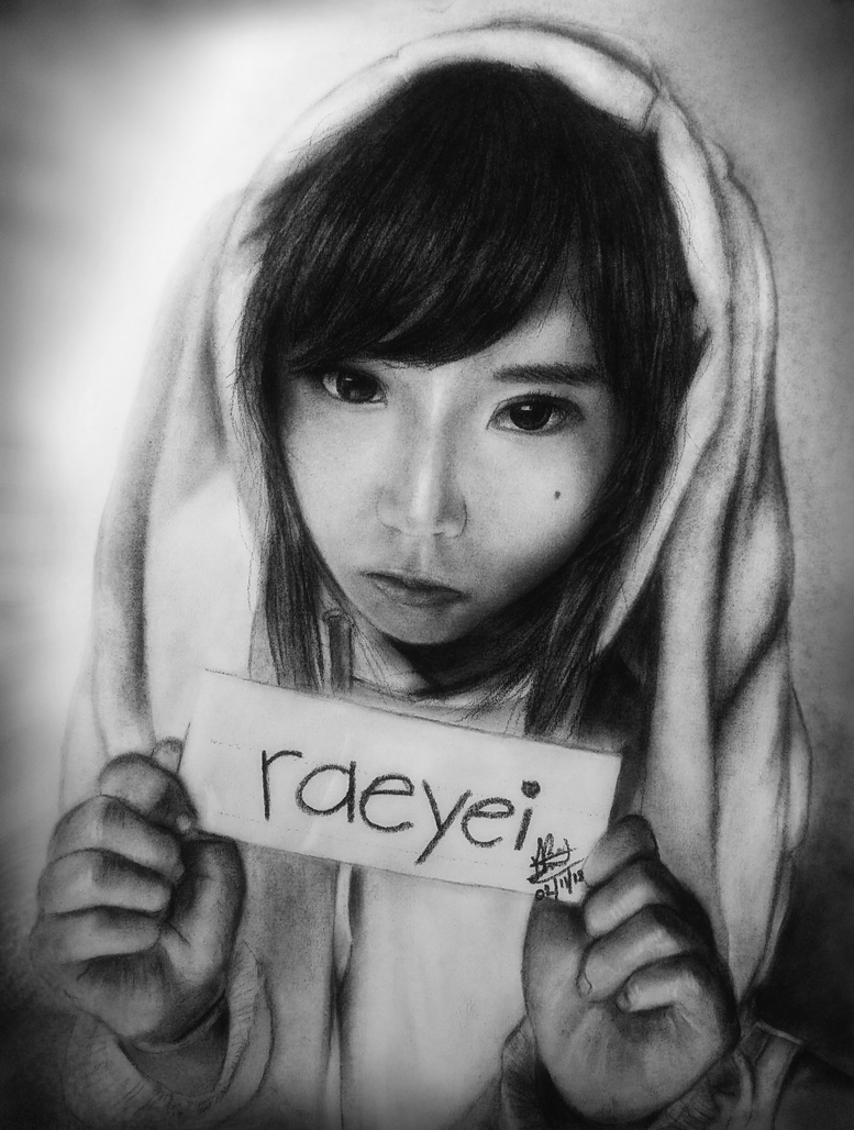 Raeyei by rayjaurigue