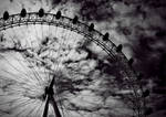 London Eye by sabotazystka