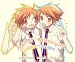 HBD Hikaru+Kaoru