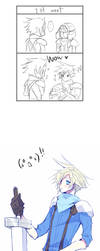FF7: 1st meet by mixed-blessing