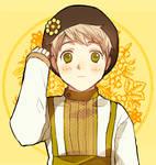 Hayden: Russian Boy