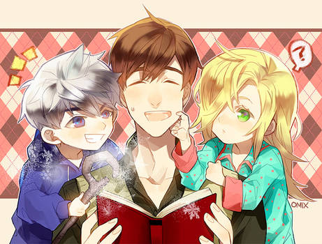RotG: Baby Sitter