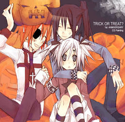 DGM:Trick or Treat by mixed-blessing