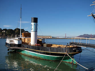 Steam Boat by kdiff3