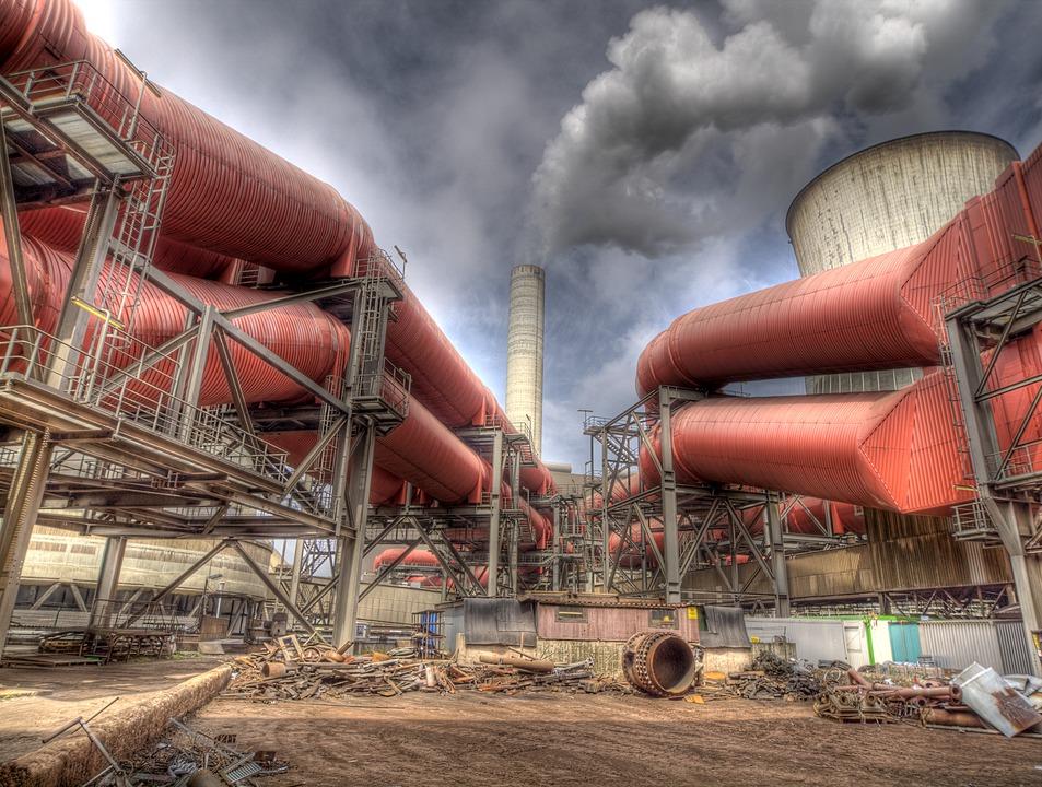 Power Plant II by kdiff3