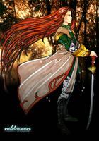 Silvan Elf by Neldorwen