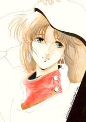 Misa Hayase -hand painted- by Neldorwen