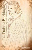 Sketch - Duke of Buckingham by Neldorwen