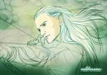 Legolas aiming - The desolation of Smaug