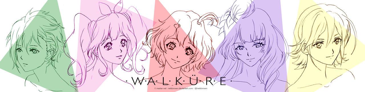 WIP - Walkure by Neldorwen
