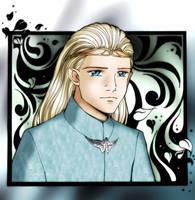 Heavenly Elf Prince by Neldorwen
