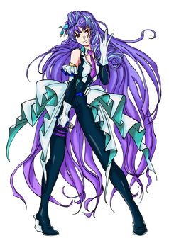 Mikumo Guynemer for Idol Project Collaboration