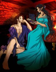 Commission - Palin and Zackara