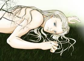 elf dream by Neldorwen