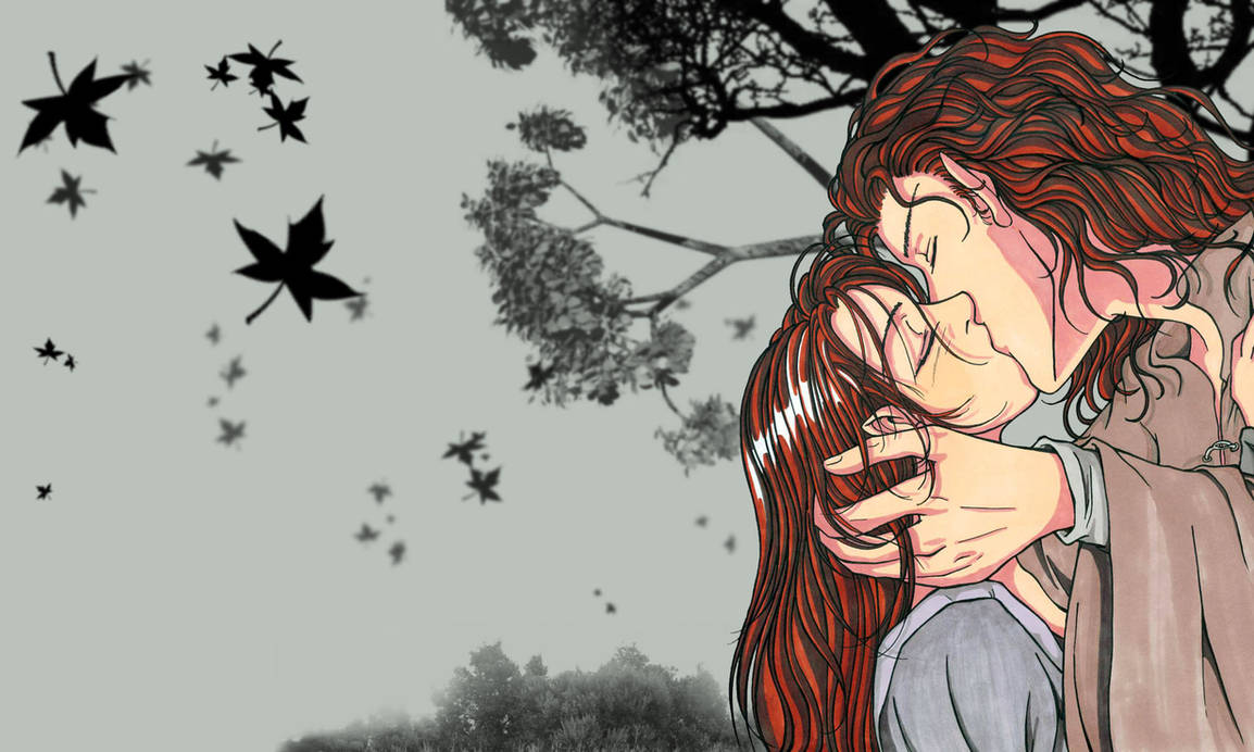 ..elves kissing.. by Neldorwen