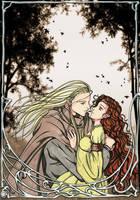 Historia de Amor Elfico by Neldorwen