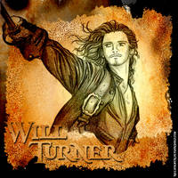 Will - Concept Art Poster by Neldorwen