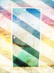Grunge Door Texture by oscarrocks00