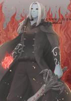 Commission : Vampire by Kurosyai