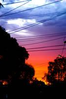 Urban Sunset by BrightArrow