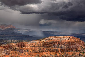 Rain over Bryce Canyon by Mark-Fisher-Photos