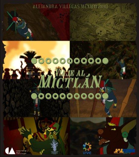 Viaje al Mictlan by EfiWild