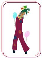 clown by Iaia2k